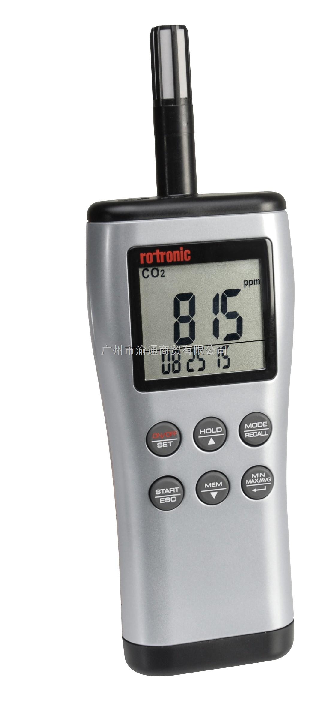 罗卓尼克CP11 CO2、温湿度手持表