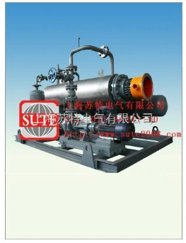 ST6525导热油炉压力容器