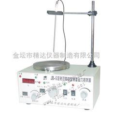 定時雙向數顯恒溫磁力加熱攪拌器