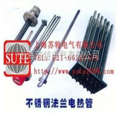 ST1085不锈钢法兰电热管
