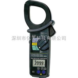 日本克列茨(共立)KEW 2009R数字钳形电流表