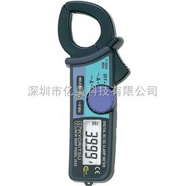 日本克列茨(共立)KEW 2033数字钳形电流表