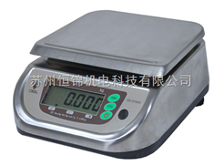 蘇州寺岡DS673-3kg防水電子秤