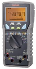 PC700正品日本三和PC7000帶背光雙數據顯示數字萬用表