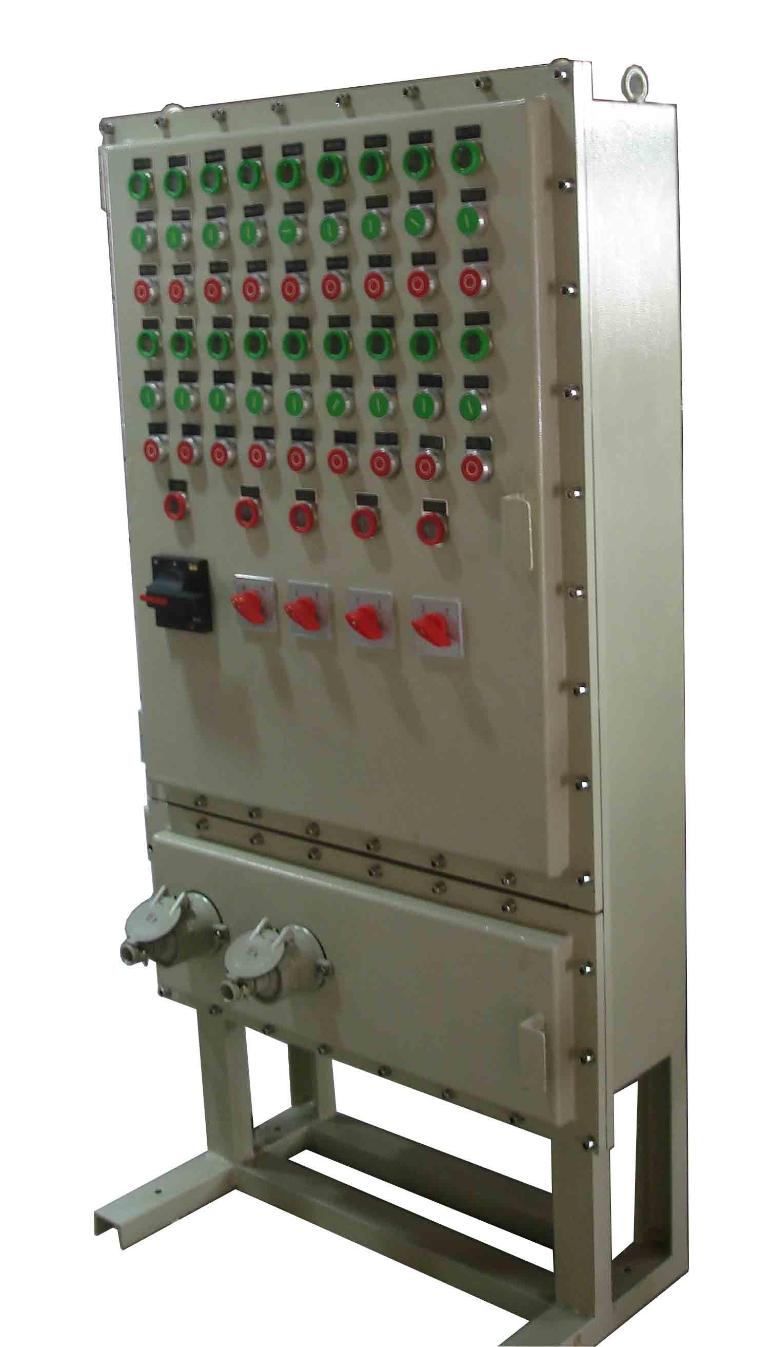 bxm(d)系列防爆非标箱