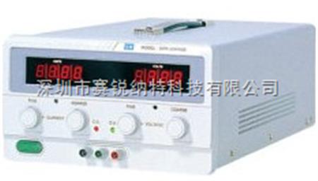 固纬gpr-3060d线性直流电源
