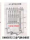 氣體分析儀/測定多種氣體成分