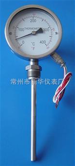 WTYY-1031-X2压力式电接点远传温度计