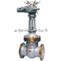 Z940Y型 PN100、PN160 钢制电动楔式闸阀