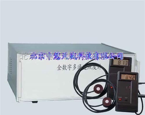 数字多通道照度计 型号:HCYI-3