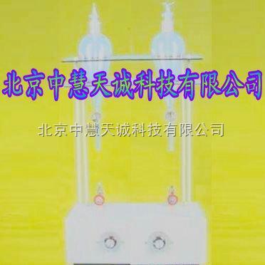 自动射流萃取器/液液萃装置(两联) 型号:GGC-600