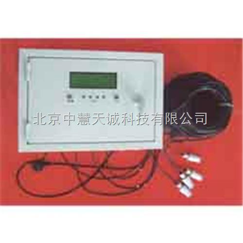 氢气监控仪/四点式检测报警仪 型号:HXQK-50