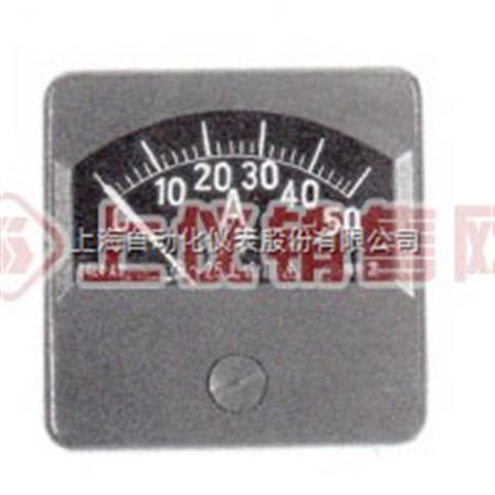 63c7-v型 方形交流电压表嵌入安装在船舶,机车,电站,矿山