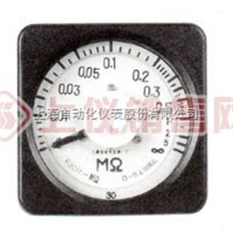 45C1-MΩ型 广角度高阻表