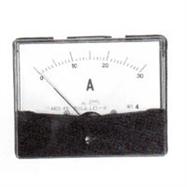 矩形直流電壓表44C5-V