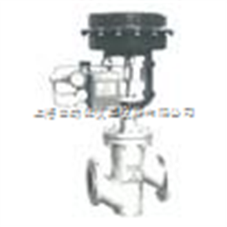 ZHBPF-10BW 轻小型气动薄膜直通单座衬塑调节阀
