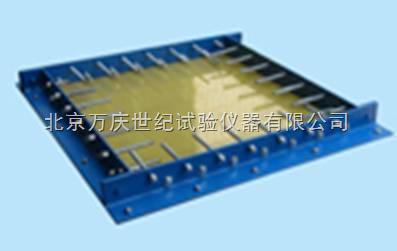 wqsj-2自密实混凝土平板约束早期塑性开裂试模