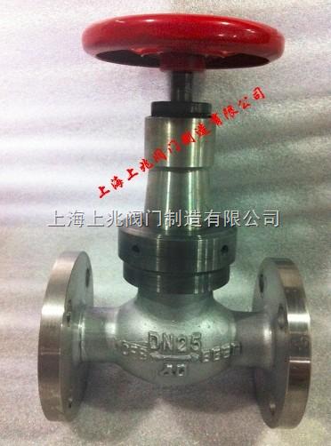 不锈钢液氨截止阀JY41N,不锈钢液氨截止阀JY41N