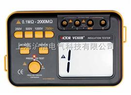 绝缘电阻测试仪60B+
