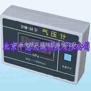 自记式气压计/记录式气压计 型号:ZH10044