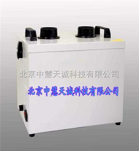烟尘净化机/粉尘收集器/异味消除器 型号:ZH9999