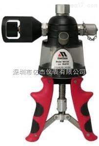 美国meriam 压力校准仪手泵