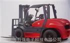 YCS-5T内燃叉车加装电子秤,江苏合力叉车改厂家