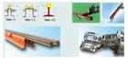 HXPnL-T、HXPnL-TⅡ、HXPnL-TⅢ系列耐高温(刚体)钢体滑触线*