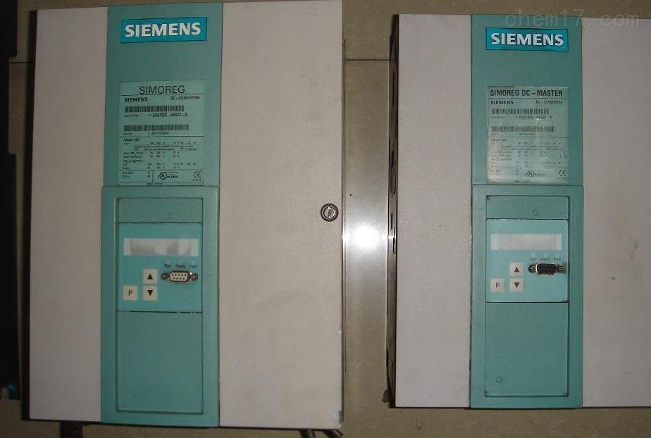 直流调速器维修公司 西门子调速装置维修,上海6ra70/6