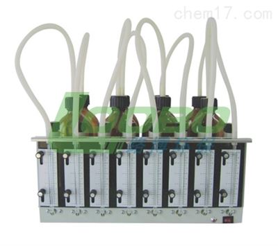 LB-805直读BOD5测定仪配bod曝气装置 水中bod国标法检测仪bod充氧仪器