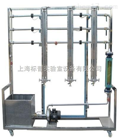 流体流动阻力实验装置|化工原理化工工艺教学装置