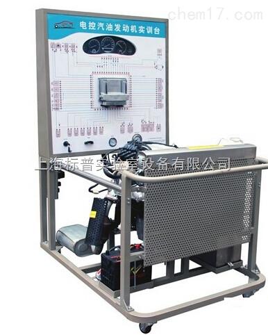 五十铃2.8TC电控高压共轨柴油发动机实训台|汽车发动机实训装置