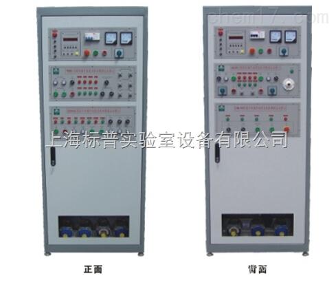 机床电气技能实训考核鉴定装置柜式双面四合一二种机床|机床电气技能实训考核装置