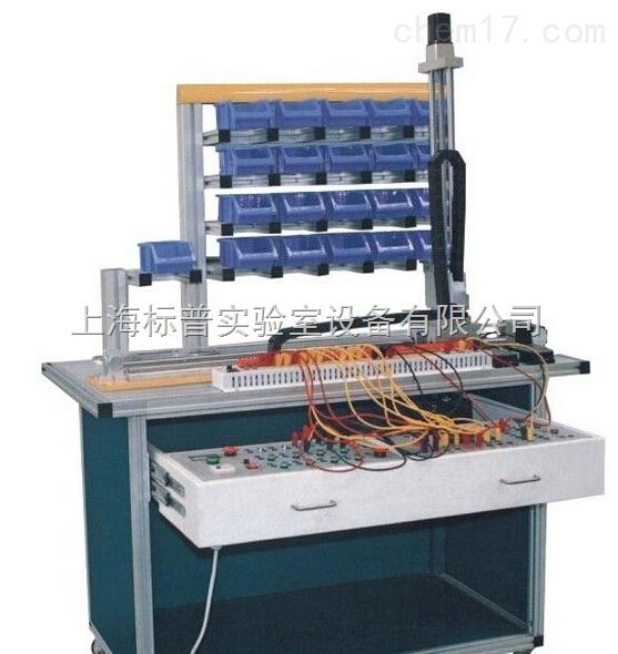 中型立体仓库模型|工业自动化实训装置
