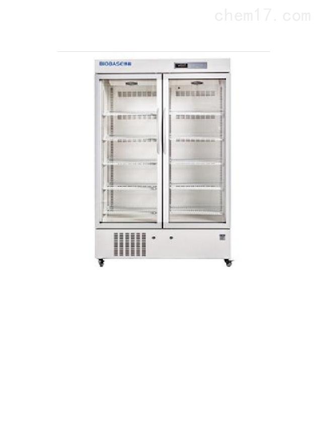 国产药品冷藏箱 2-8℃立式双开门