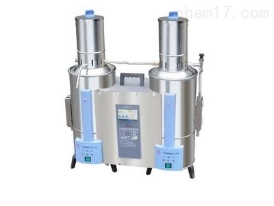 不锈钢电热重蒸馏水器ZLSC-20