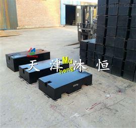 1噸配重塊出租,天津1000kg鑄鐵砝碼廠家