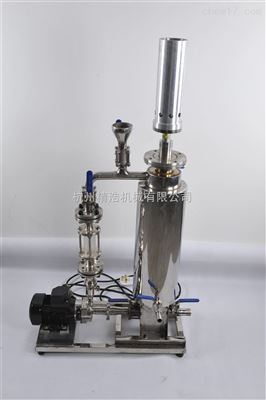JHZS-12A超声分散中试实验机