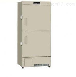 三洋医用超低温冰箱 双外门设计