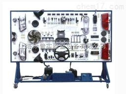 捷达王全车电路电器实验台 汽车全车电器实训设备