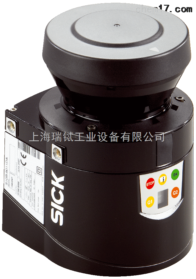 西克二维激光扫描仪1042267