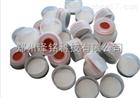 2ml郑州预组装白色特氟龙/红色硅胶隔垫,江苏本色卡口开口盖