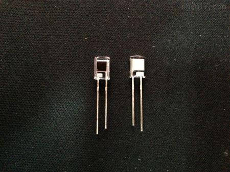 椭圆形硅光电池 光敏管:sp506
