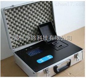 XZ-0142水厂、食品、化工、冶金,环保部门多参数水质分析仪