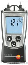 testo 606-1内置特性曲线迷你型材料水份测量仪