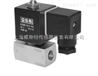 2000G101 2000G108德国GSR电磁阀的操作方法