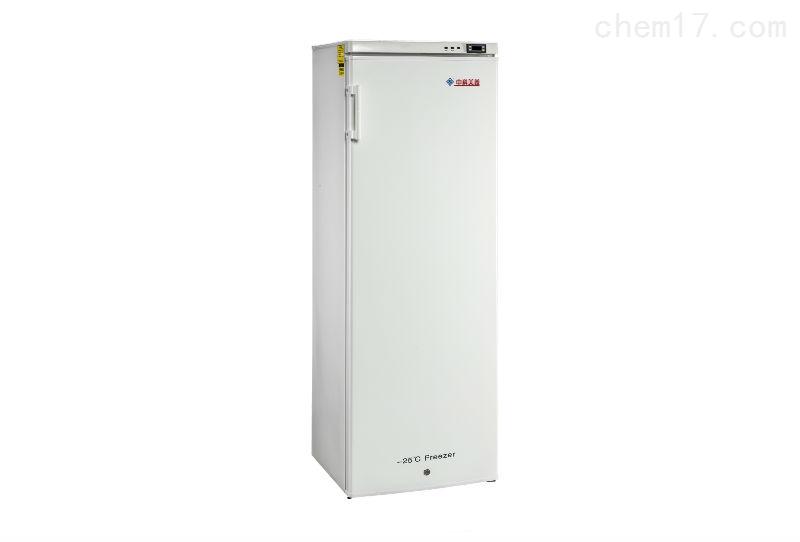 中科美菱-25℃立式低温冰箱