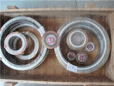 金属缠绕垫片厂家_金属缠绕垫片介绍,中振密封