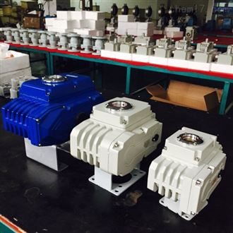 精小型调节型电动执行器EOA-05A