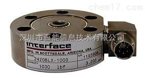 Interface品牌称重传感器2420BLX-100lbf